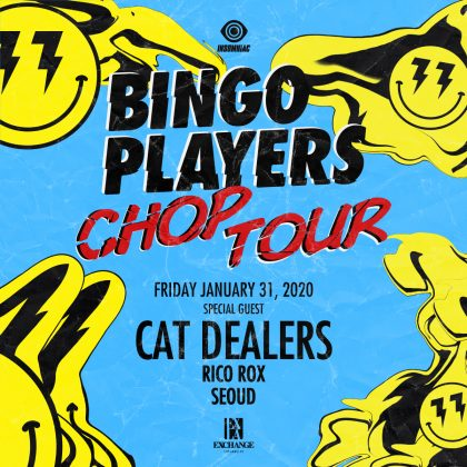 Bingo Players with Cat Dealers