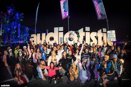 Audiotistic SoCal 2019 Headliners