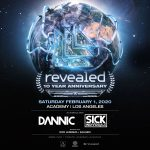 Revealed 10 Year Anniversary ft. Dannic & Sick Individuals