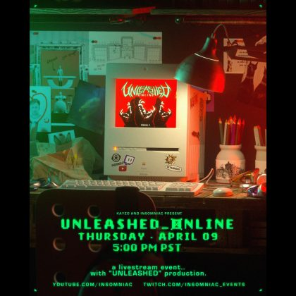 Kayzo presents Unleashed_Online