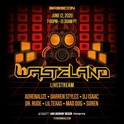 Wasteland Livestream