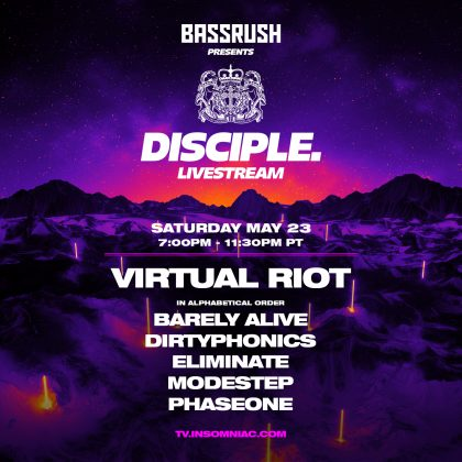 Disciple Livestream