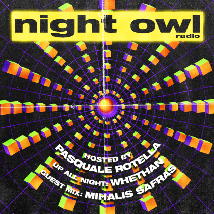 'Night Owl Radio' 254 ft. Whethan and Mihalis Safras