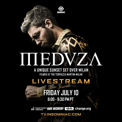 Meduza Livestream