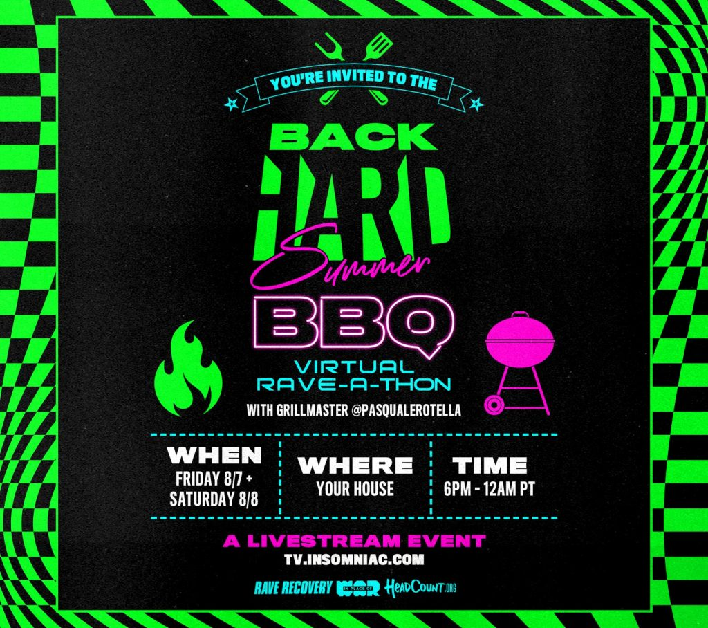 Hard Summer BBQ Live Stream