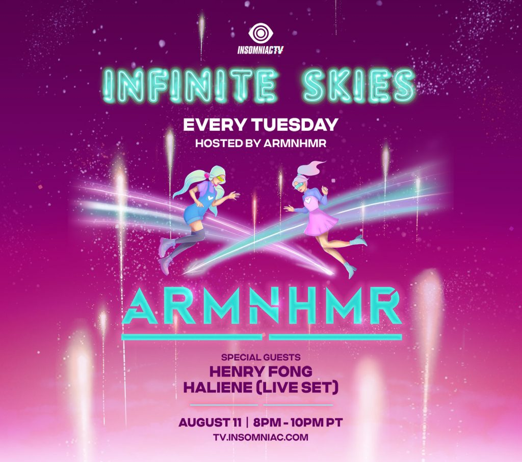 Infinite Skies Live Stream