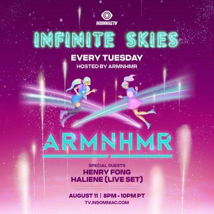 ARMNHMR: Infinite Skies