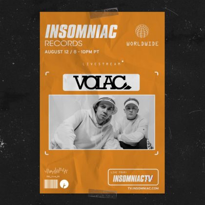 Insomniac Records Livestream: Volac