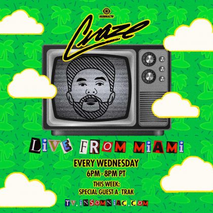 Craze: Live From Miami