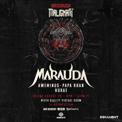 Malignant Mixed Reality Virtual Show ft. Marauda + Friends