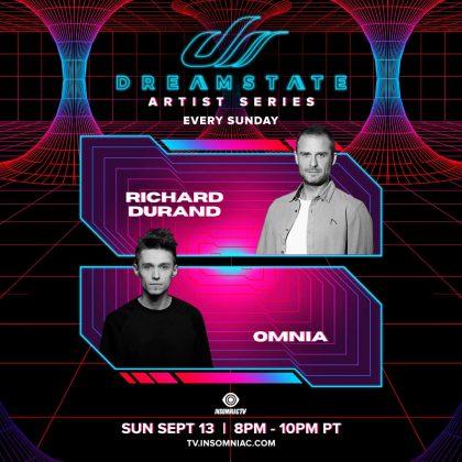 Dreamstate Artist Series: Richard Durand & Omnia