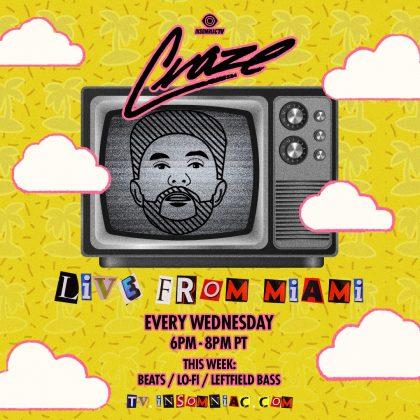 Craze: Live From Miami