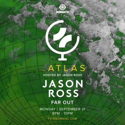 Jason Ross: The Atlas