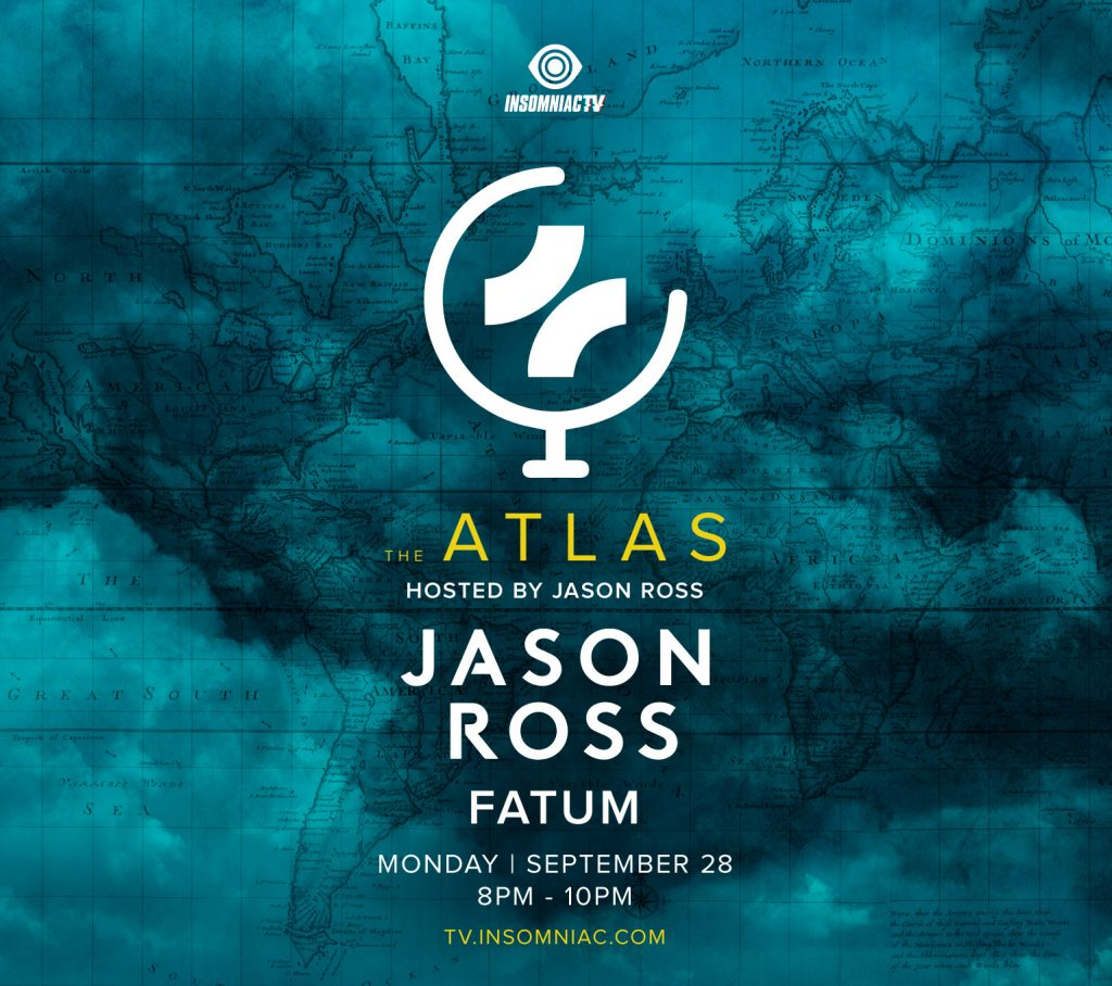 Jason Ross Atlas Stream