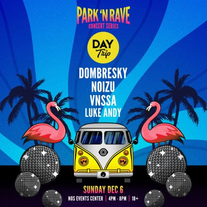 Day Trip: Park 'N Rave Concert Series
