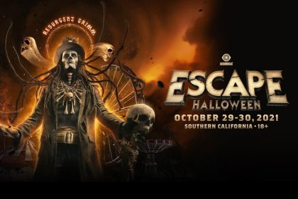 Escape Halloween 2021 Announcement