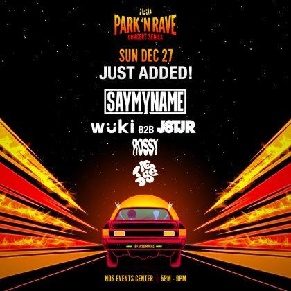 SayMyName: Park 'N Rave Concert Series