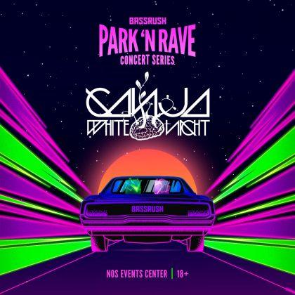 Ganja White Night: Park 'N Rave Concert Series