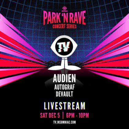 Audien: Park 'N Rave Livestream
