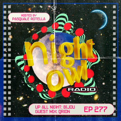 'Night Owl Radio' 277 ft. BIJOU and Qrion