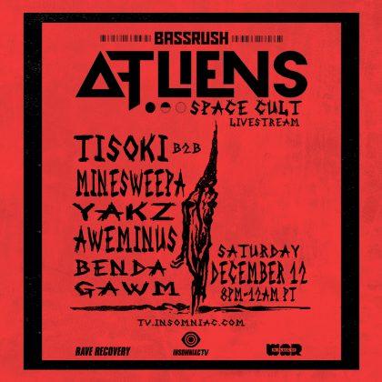 ATLiens: Space Cult Livestream