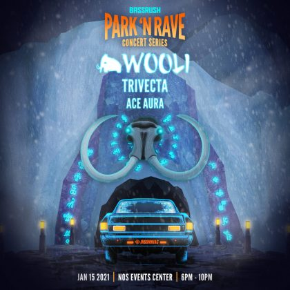 Wooli: Park 'N Rave Concert Series