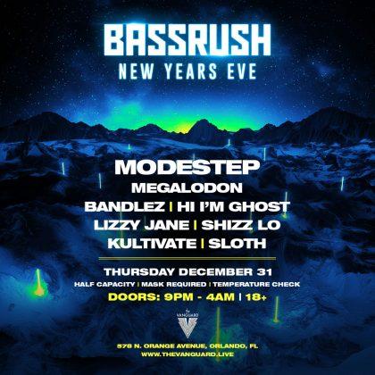 Bassrush New Year's Eve