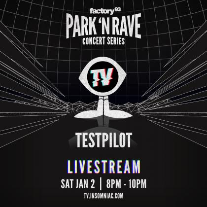 Testpilot: Park 'N Rave Livestream