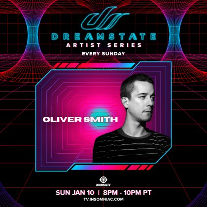 Dreamstate Artist Series: Oliver Smith