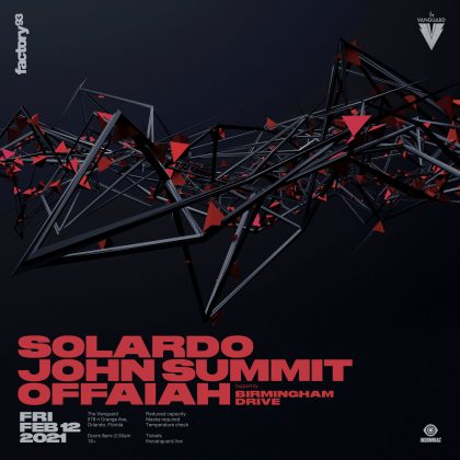 Solardo, John Summit & Offaiah