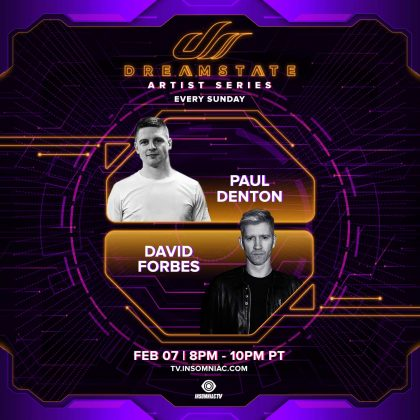 Dreamstate Artist Series: Paul Denton & David Forbes