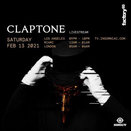 Claptone Livestream