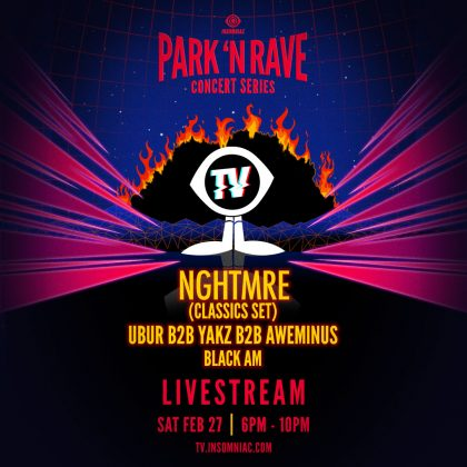 NGHTMRE: Park 'N Rave Livestream