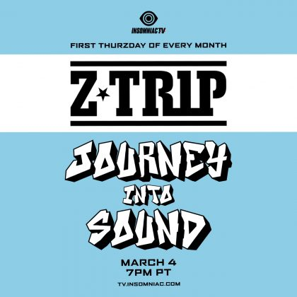 Z-Trip: Journey Into Sound