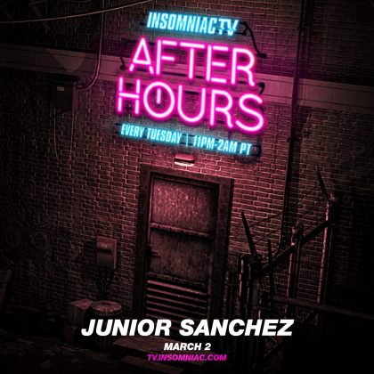 After Hours: Junior Sanchez