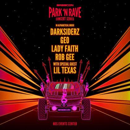 Basscon: Park 'N Rave Concert Series