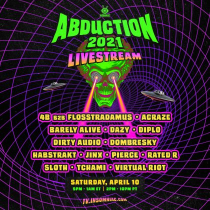 Abduction Livestream