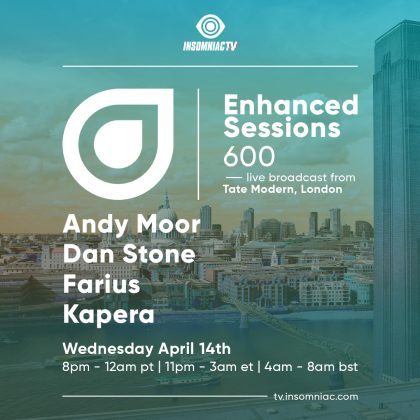 Enhanced Sessions 600