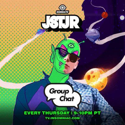 JSTJR: Group Chat