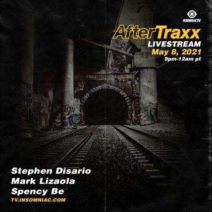 AfterTraxx Livestream