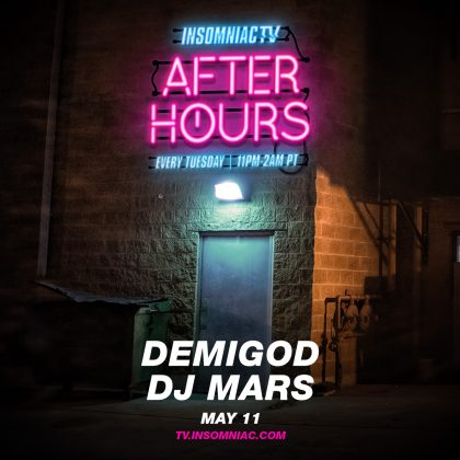 After Hours: Demigod & DJ Mars