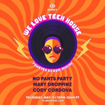 We Love Tech House