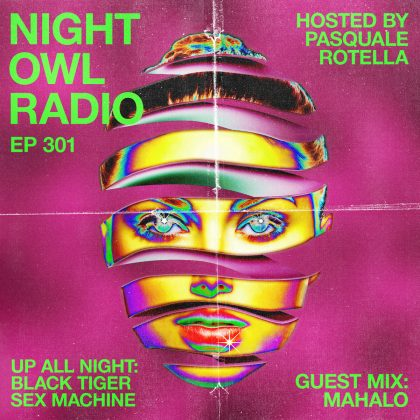 'Night Owl Radio' 301 ft. Black Tiger Sex Machine and Mahalo