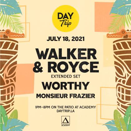 Walker & Royce (Extended Set)