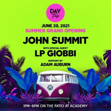 John Summit with LP Giobbi