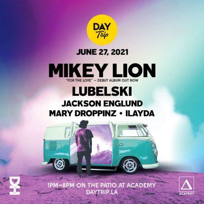 Mikey Lion & Friends