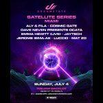 Dreamstate Satellite Series Miami