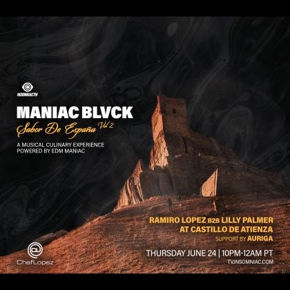 Maniac Blvck: Sabor de España Vol. 2
