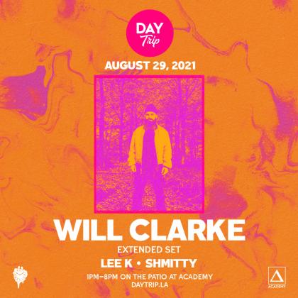 Will Clarke (Extended Set)
