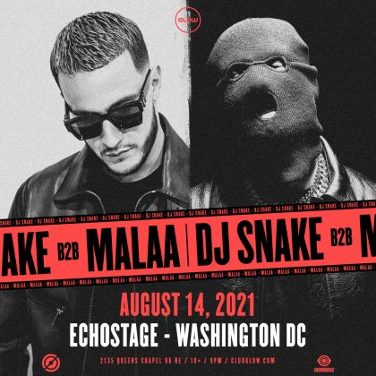 DJ Snake B2B Malaa